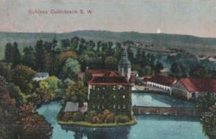 Rittergut Culmitzsch aus dem Jahre 1918