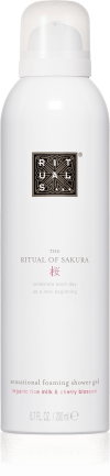 The Ritual of Sakura Renewing Treat Gift Set Review | The Ritual of Sakura Zensational Foaming Shower Gel