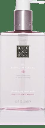 The Ritual of Sakura Renewing Treat Gift Set Review | The Ritual of Sakura Blossoming Hand Wash