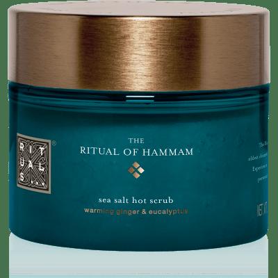 The Ritual of Hammam Hot Scrub