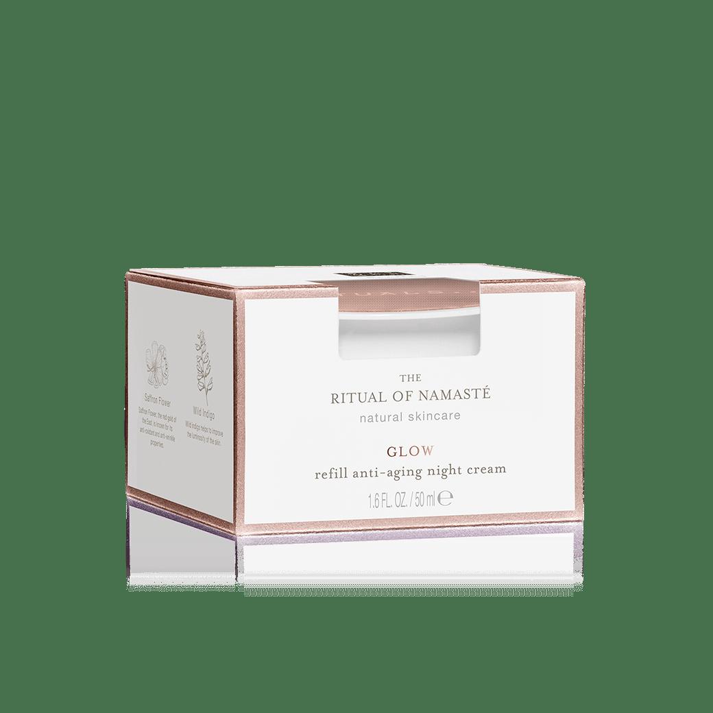 The Ritual of Namasté Anti-Aging Night Cream Refill | commander en ligne sur RITUALS