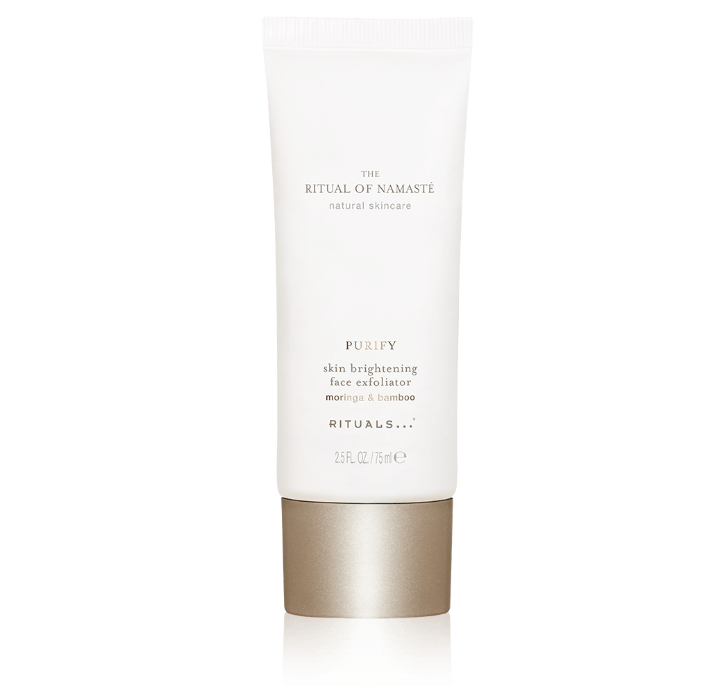 The Ritual of Namaste Skin Brightening Face Exfoliator | bestel online bij RITUALS