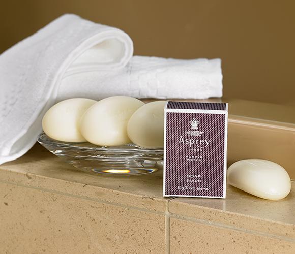 The RitzCarlton Hotel Shop  Asprey Purple Water Bar Soap