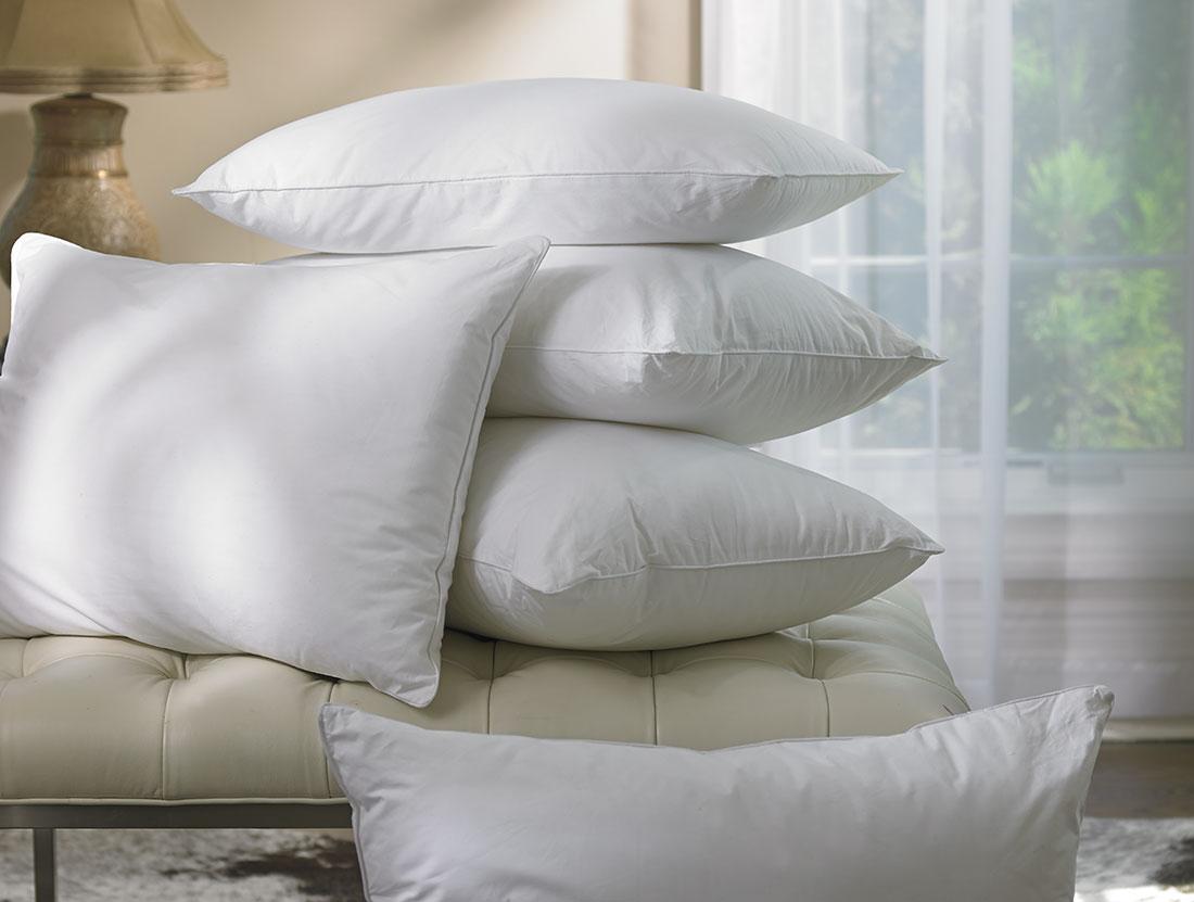 RitzCarlton Hotel Shop  Down Alternative Pillow  Luxury