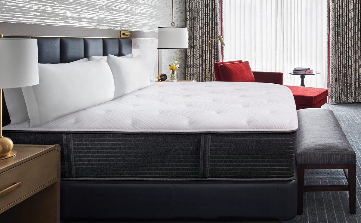 RitzCarlton Hotel Shop  Mattress  Box Spring  Luxury Hotel Bedding Linens and Home Decor