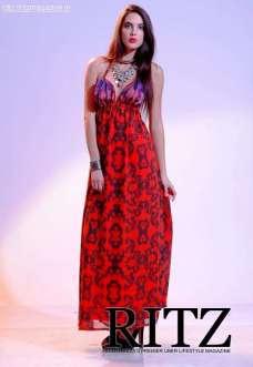 FormatFactorymaxi dress by SINS