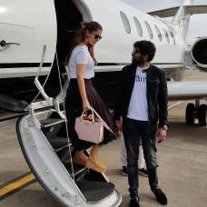 Vignesh Shivan And Nayanthara Are Back Home After Their Vacation (1)