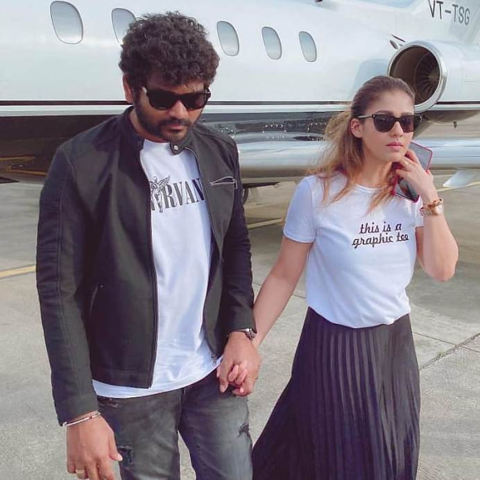 Vignesh Shivan And Nayanthara Are Back Home After Their Vacation (3)