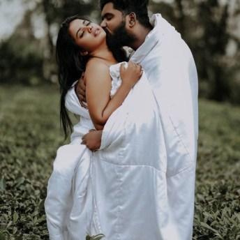 Kerala Couple Trolled For Intimate Post-Wedding Photoshoot (3)