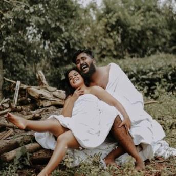 Kerala Couple Trolled For Intimate Post-Wedding Photoshoot (6)