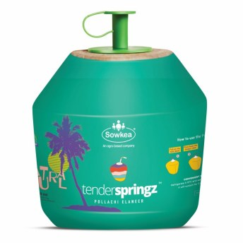 Vijay Sethupathi Launches Tender Springz Coconut Water (4)