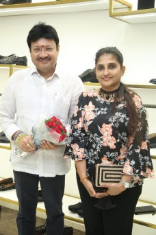 Black Edition Of Handcrafted Leather Shoes & Accessories La Marca Launched In Chennai (2)
