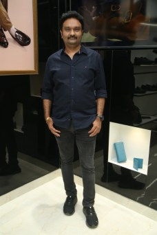 Black Edition Of Handcrafted Leather Shoes & Accessories La Marca Launched In Chennai (8)