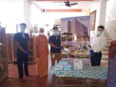 Hotel Mercure Chennai Sriperumbudur contributes for Covid-19 relief (3)