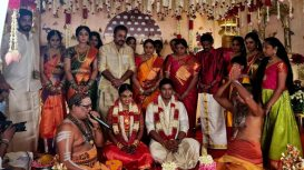 Saranya Ponvannan's Daughter Priyadarshini Gets Hitched (2)