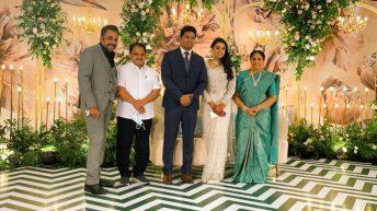 Saranya Ponvannan's Daughter Priyadarshini Gets Hitched (5)