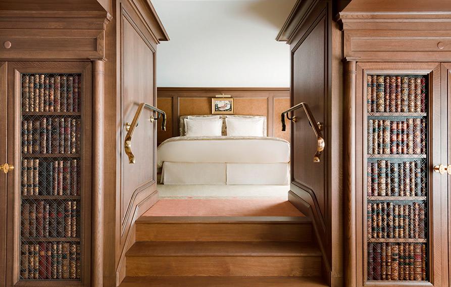 Marcel Proust Suite  Htel Ritz Paris 5 stars