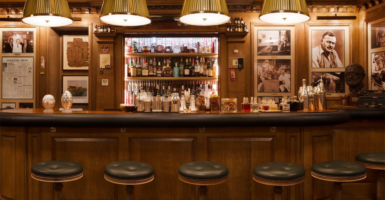 The Bar Hemingway  Htel Ritz Paris 5 stars