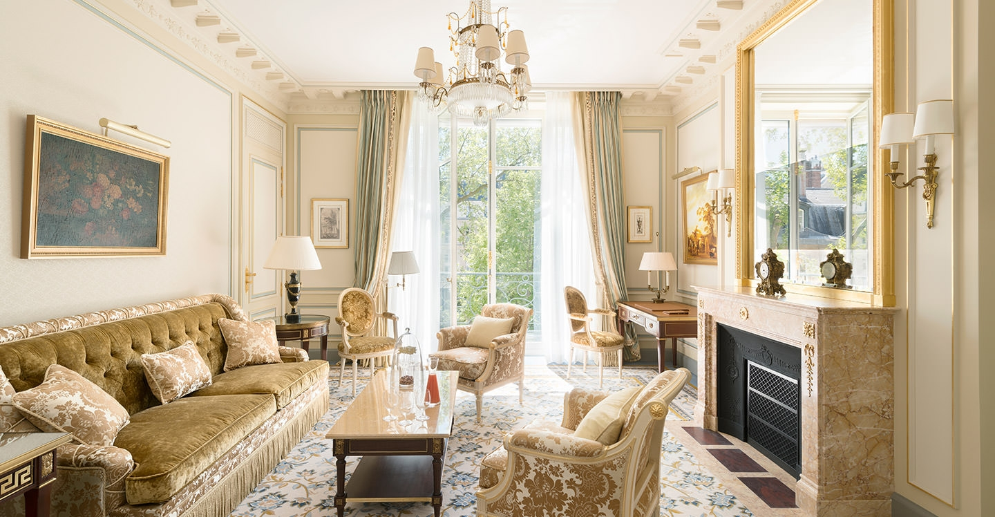 Executive Suite  Htel Ritz Paris 5 stars