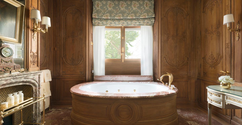 Imperial Suite  Htel Ritz Paris 5 stars