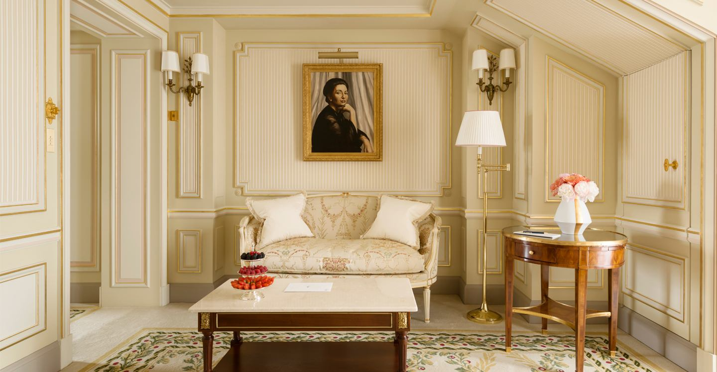 Maria Callas Suite  Htel Ritz Paris 5 stars