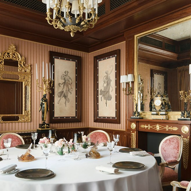 Les restaurants et bars  Htel Ritz Paris 5 toiles