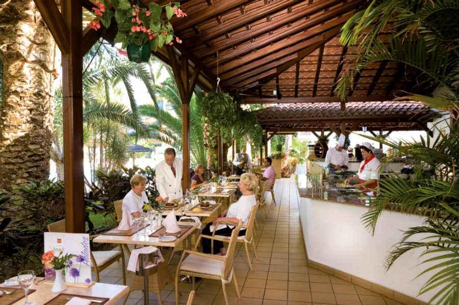 Hotel Riu Garoe  Wellnesshotel Puerto de la Cruz
