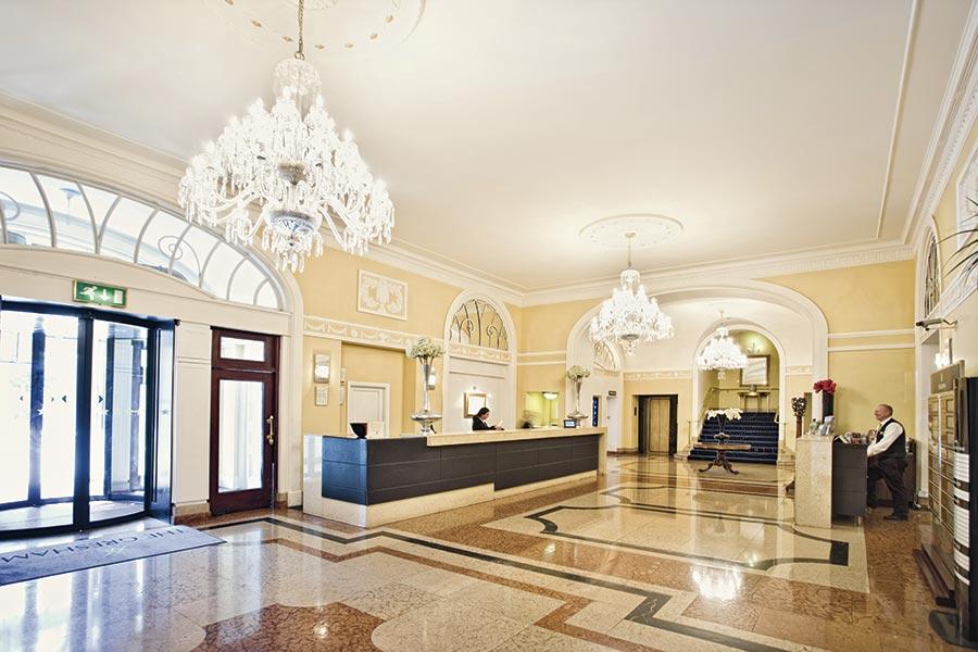 Hotel Riu Plaza The Gresham Dublin Hotel OConnell Street