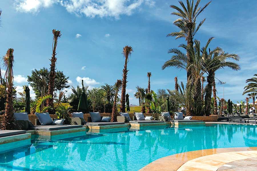 ClubHotel Riu Tikida Beach Hotel in Agadir  Hotel in Morocco