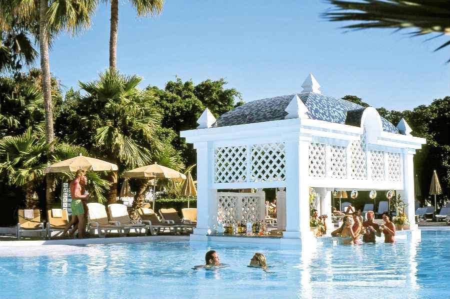 ClubHotel Riu Paraiso Lanzarote Resort  All Inclusive Hotel Playa de los Pocillos Beach