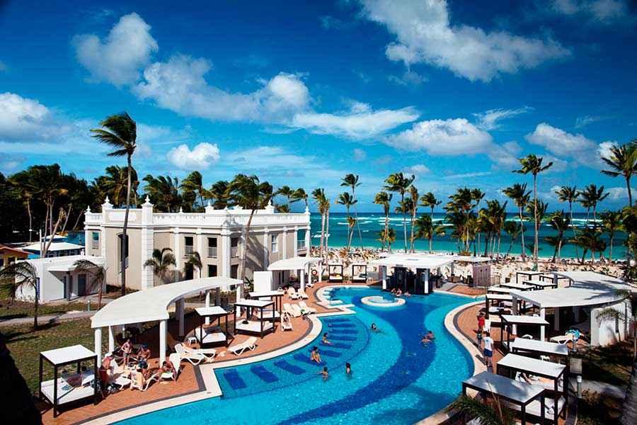 Hotel Riu Palace Bavaro  All Inclusive Hotel Arena Gorda Beach