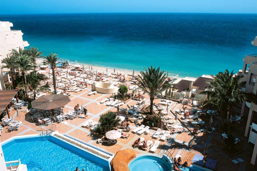 Hotel Riu Palace Jandia  Wellness  spa Hotel Playa Janda