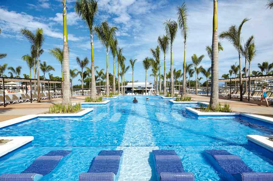 Hotel Riu Palace Costa Rica  All Inclusive Hotel Matapalo Beach