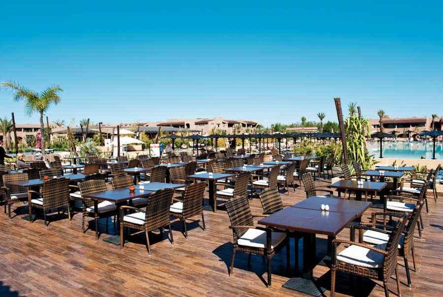 ClubHotel Riu Tikida Palmeraie  Hotel Marrakech familiar