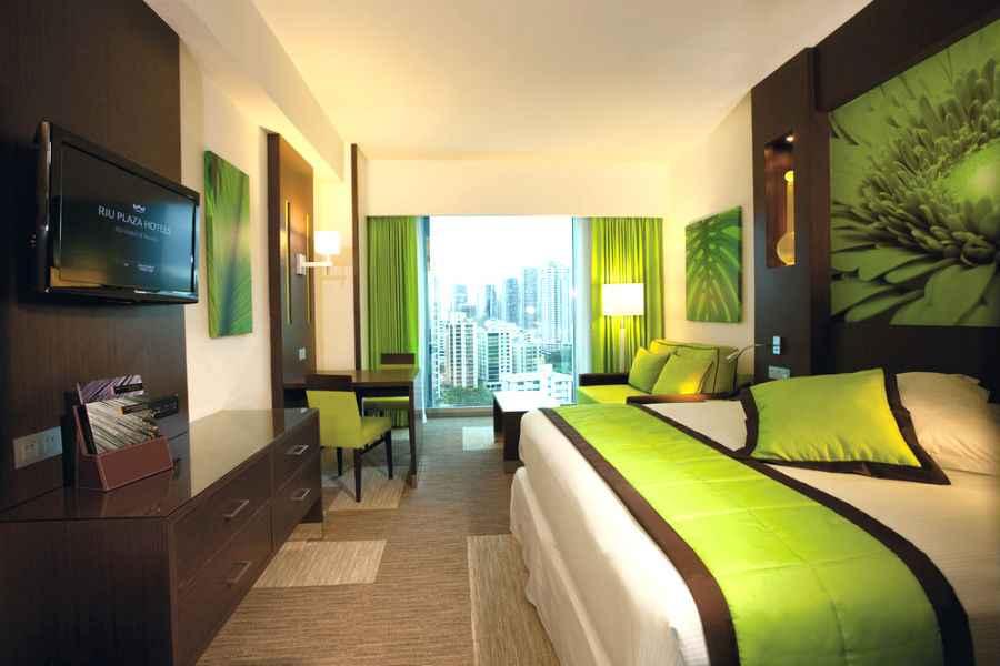 Habitacion Hotel Marriott