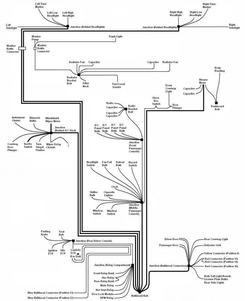 medium resolution of delorean fuel pump re grounding