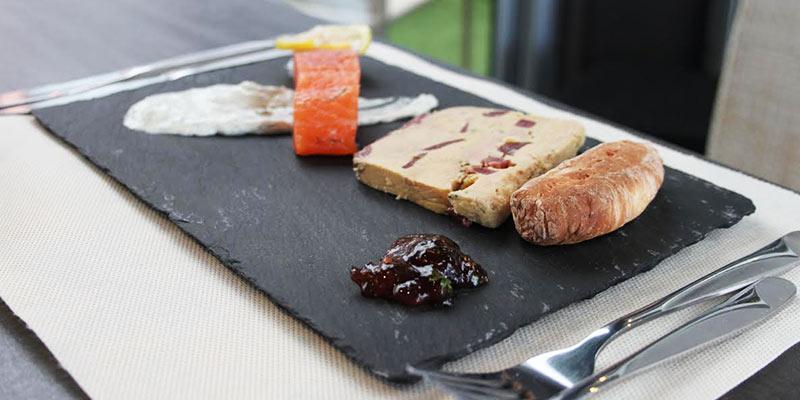Plat Restaurant bourgogne