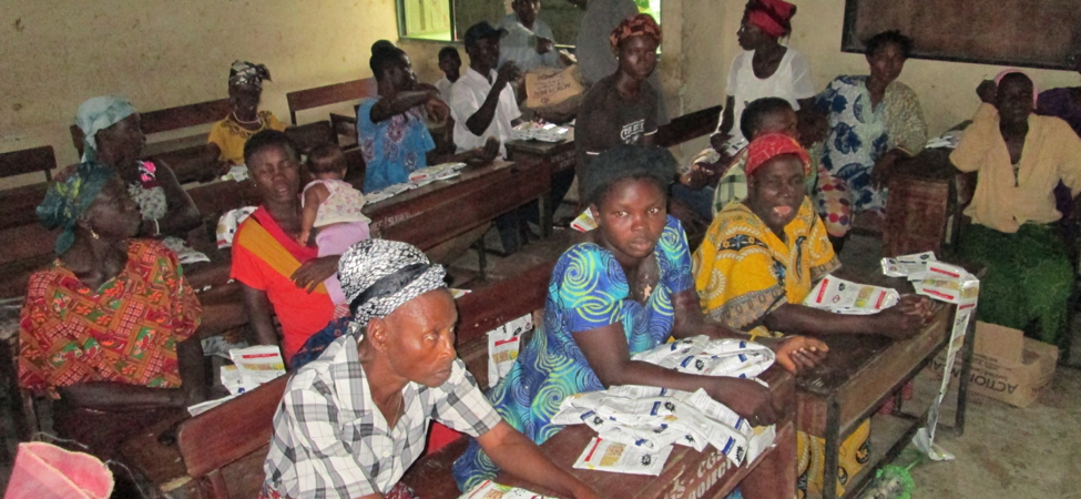 RIVCHO Partners with IHVN To Distribute Nutritional And Basic Care Kits to OVCs