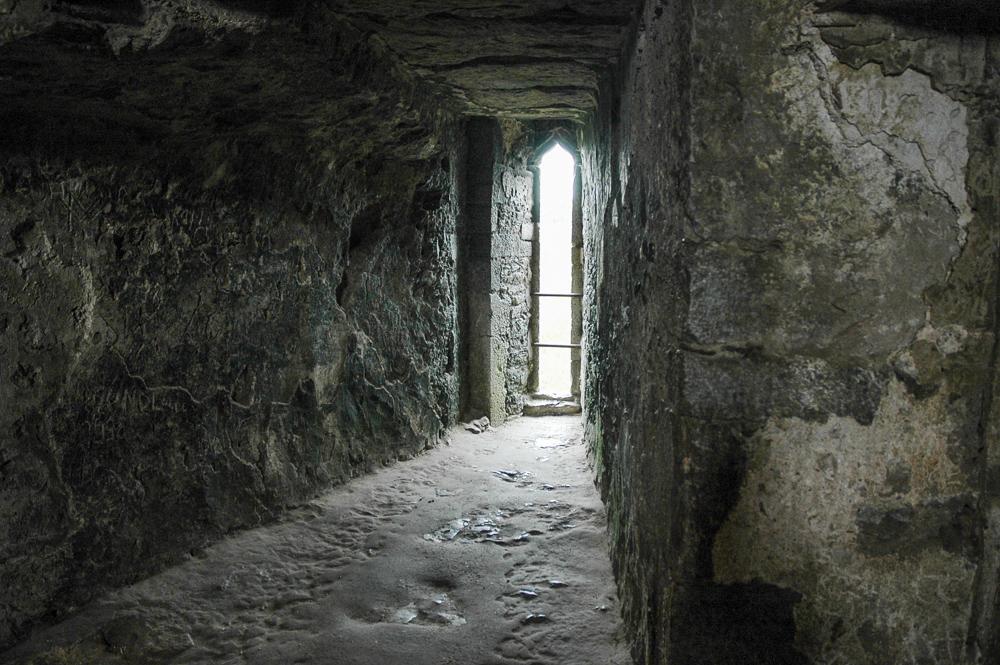 Ireland Underground Passage