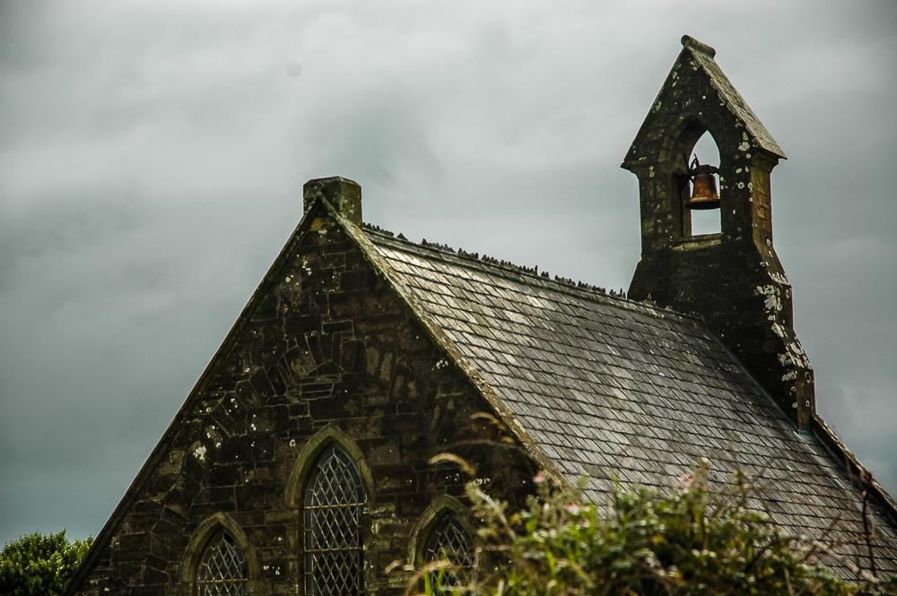 Ireland Church Roof Bell Tower