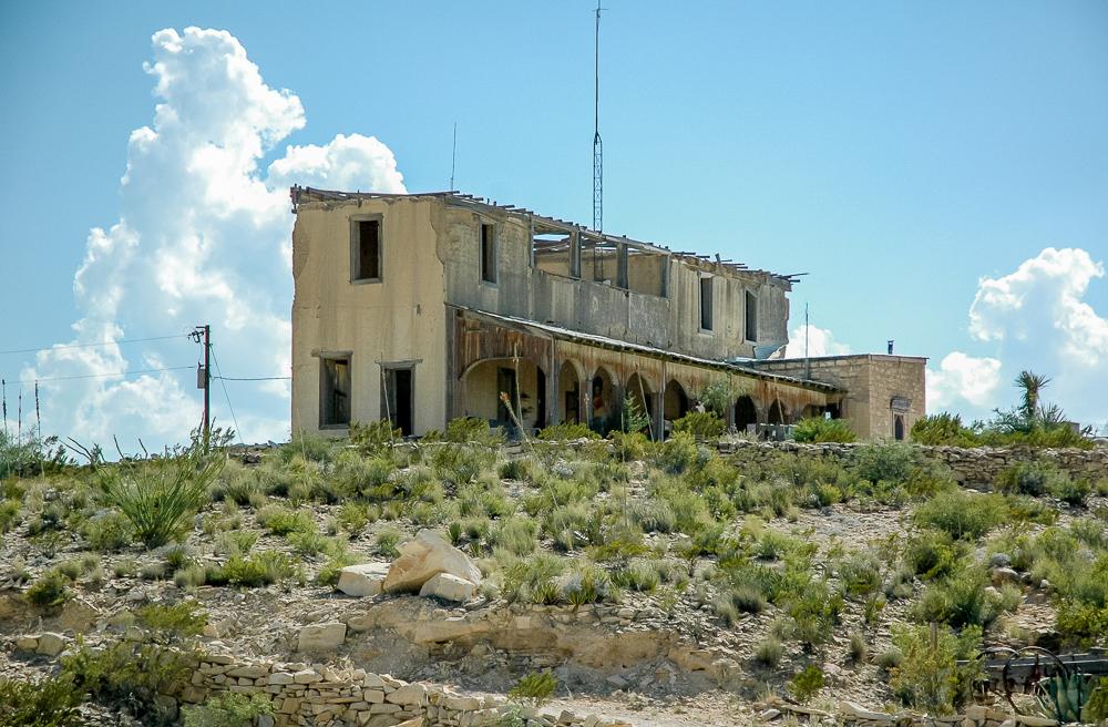 Terlingua Forgotten Hotel