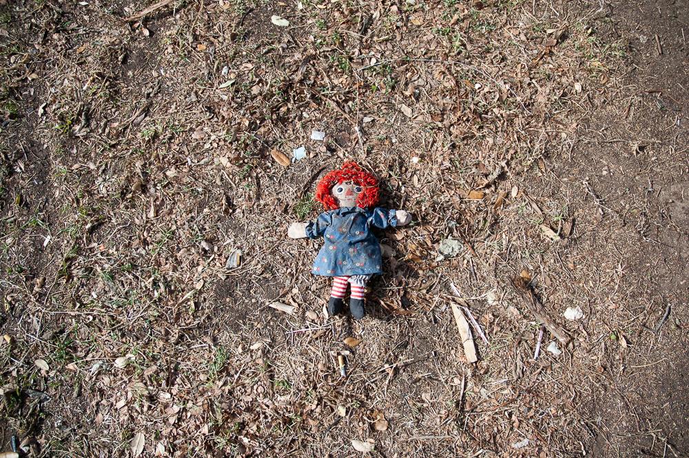 Doll Forgotten