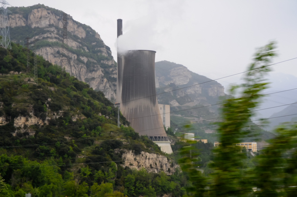 France Nuclear Power Plant