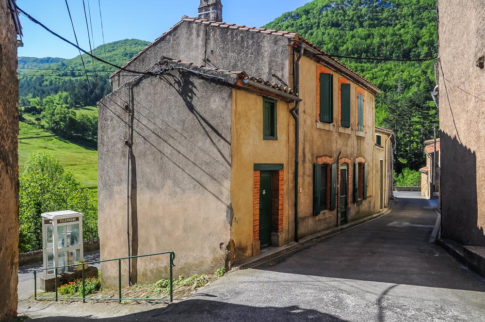 House Green Hills Rural France