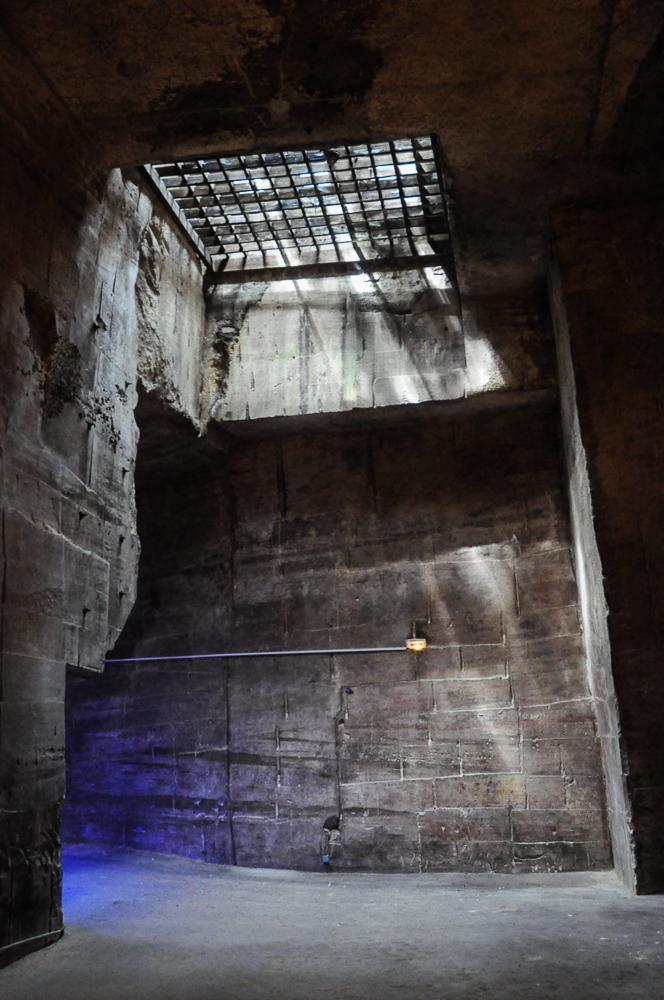 Strange Underground Dungeon France