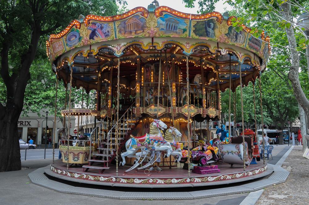 Carousel In France