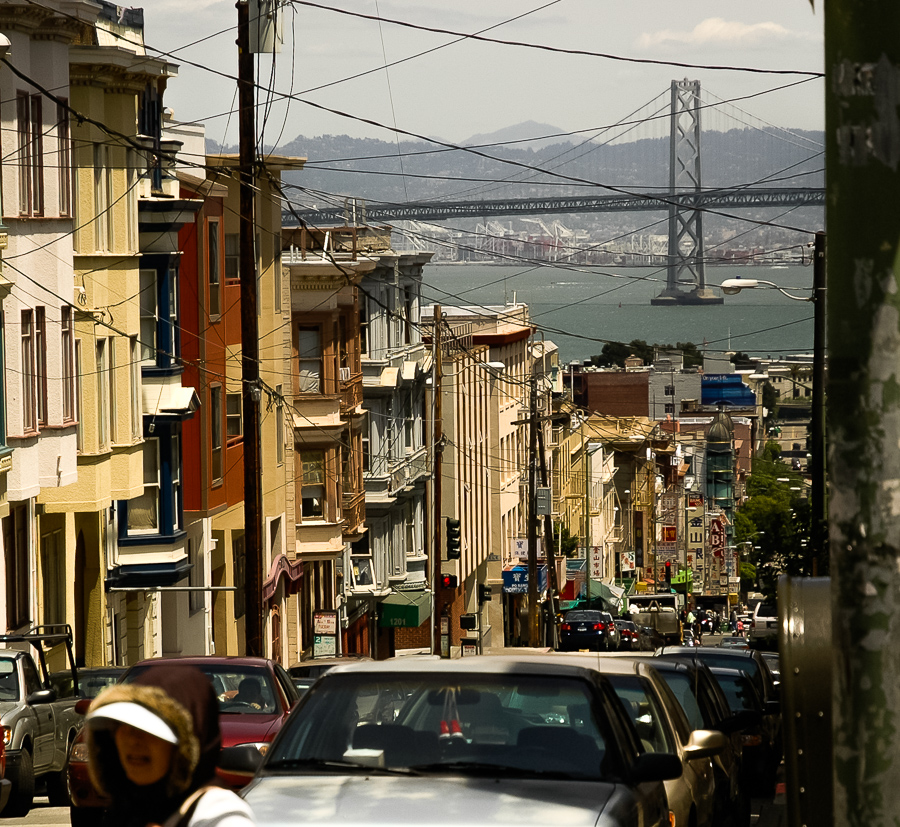 San Francisco - Row Houses - Road To Infinite