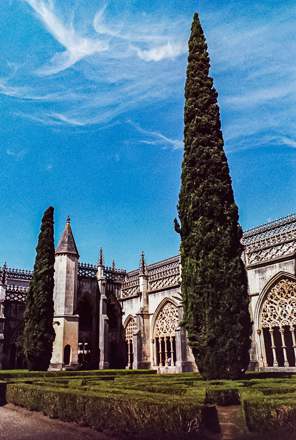 Portugal Monastery