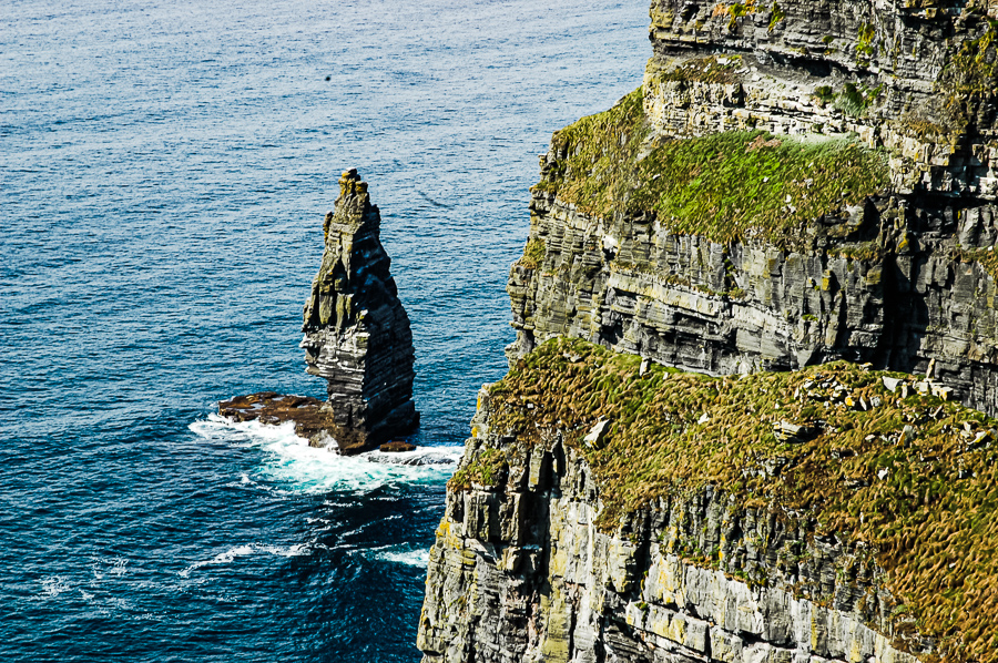 Ireland, Cliffs of Moher Island
