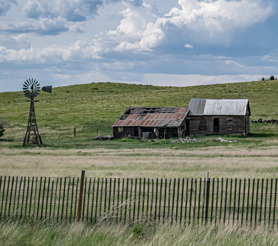 Roadside Relics - Wind Ranch